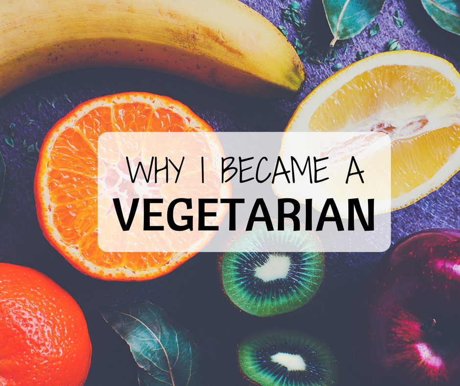Why I Became a Vegetarian: smelltheroses.com