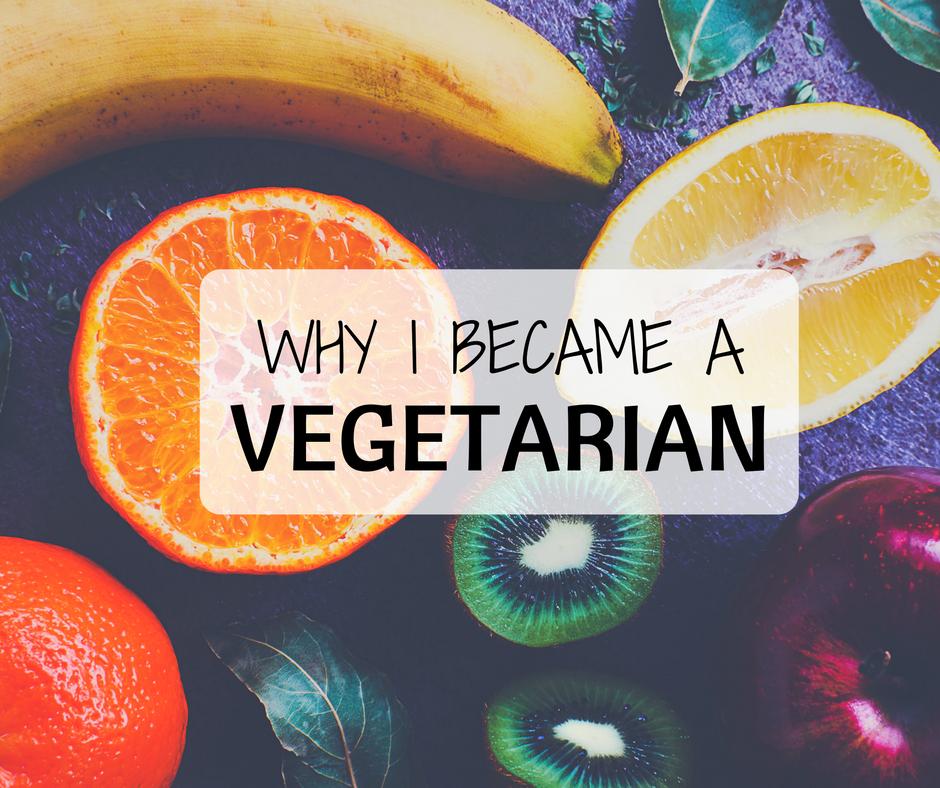 Why I Became a Vegetarian: smelltheroses.com