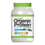 Orgain Vanilla Vegan Protein Powder Giveaway via smelltheroses.com