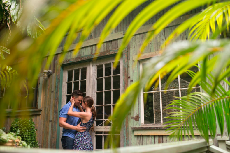 Surprise Proposal at Haiku Mill, Maui, Hawaii | ?: Angela Nelson