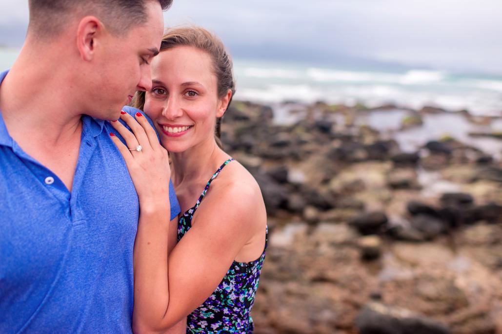 Surprise Proposal at Haiku Mill, Maui, Hawaii | ?: Angela Nelson