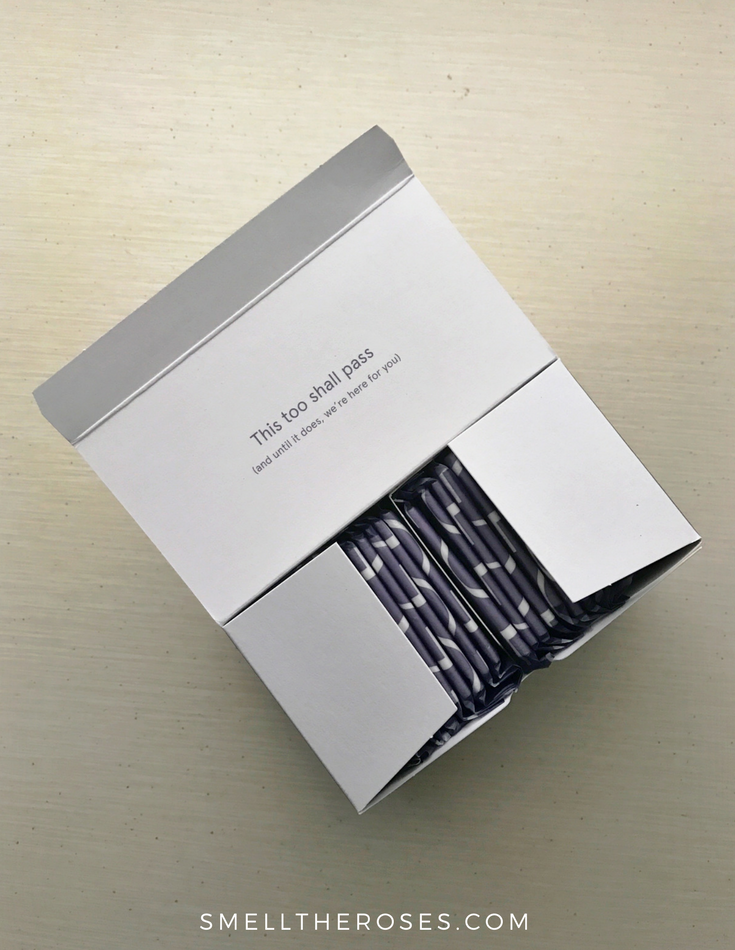 LOLA Organic Cotton Ultra Thin Liners | smelltheroses.com