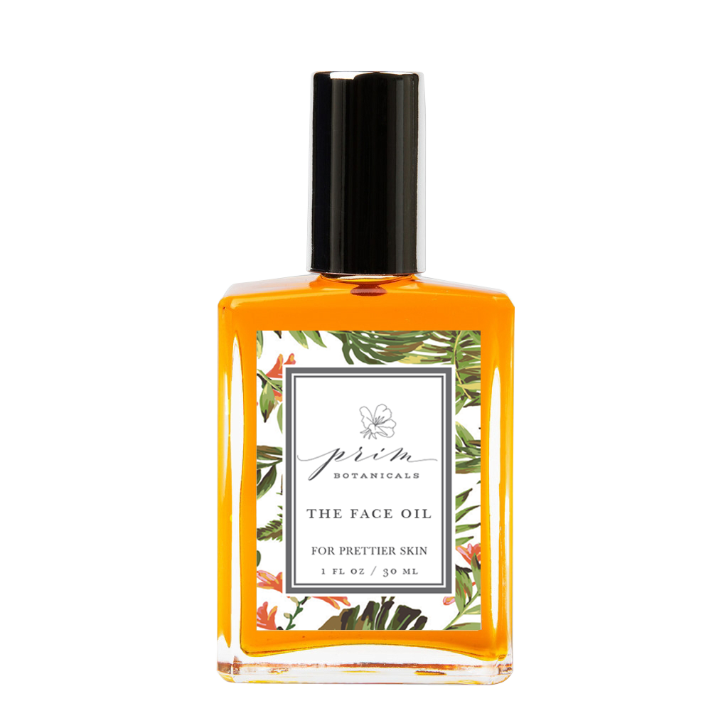 The Face Oil | Mother's Day Gift Ideas | smelltheroses.com