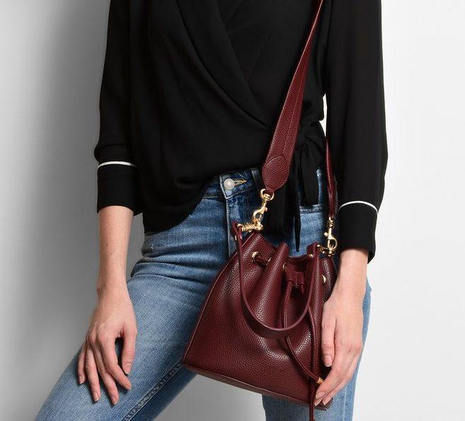 Vegan Leather Bag | smelltheroses.com