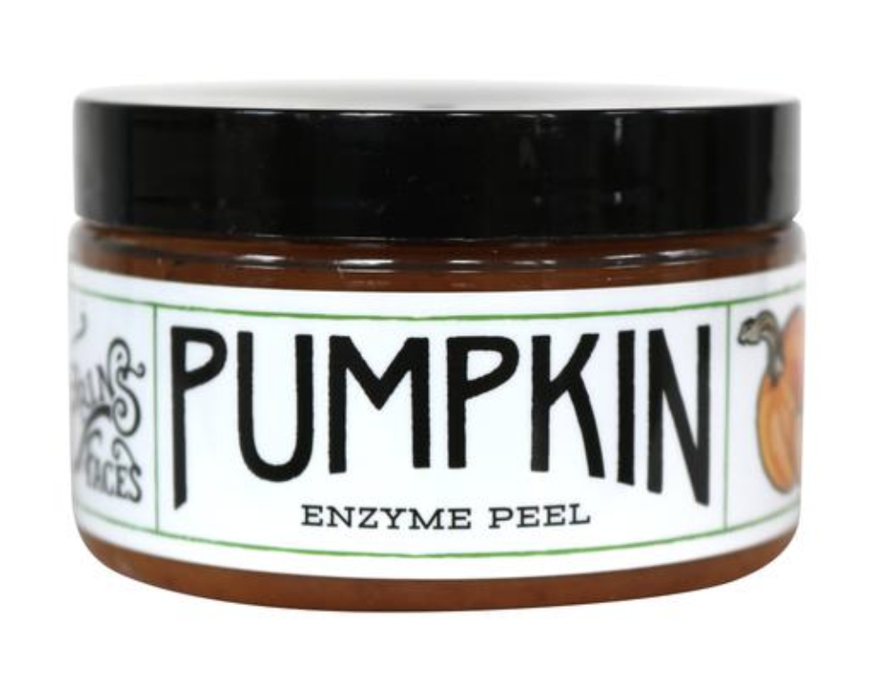 Pumpkin Enzyme Peel from Erin's Faces | smelltheroses.com