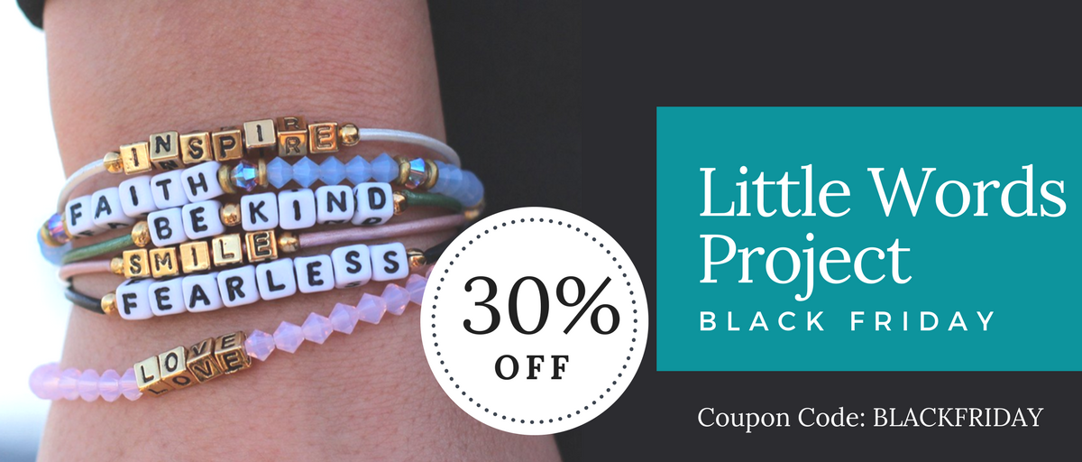 Little Words Project Black Friday