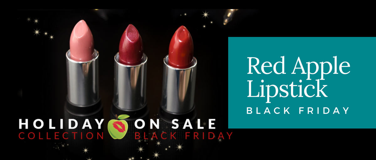 Red Apple Lipstick Black Friday